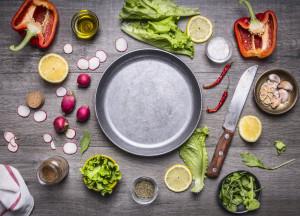 Ingredienser vegitariskt